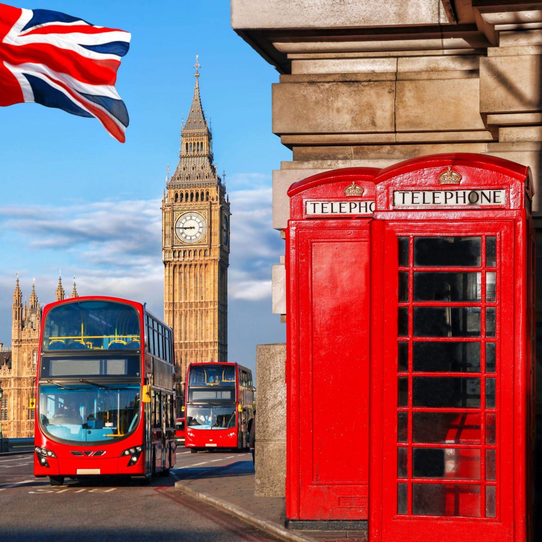 Красивые фото лондона символы