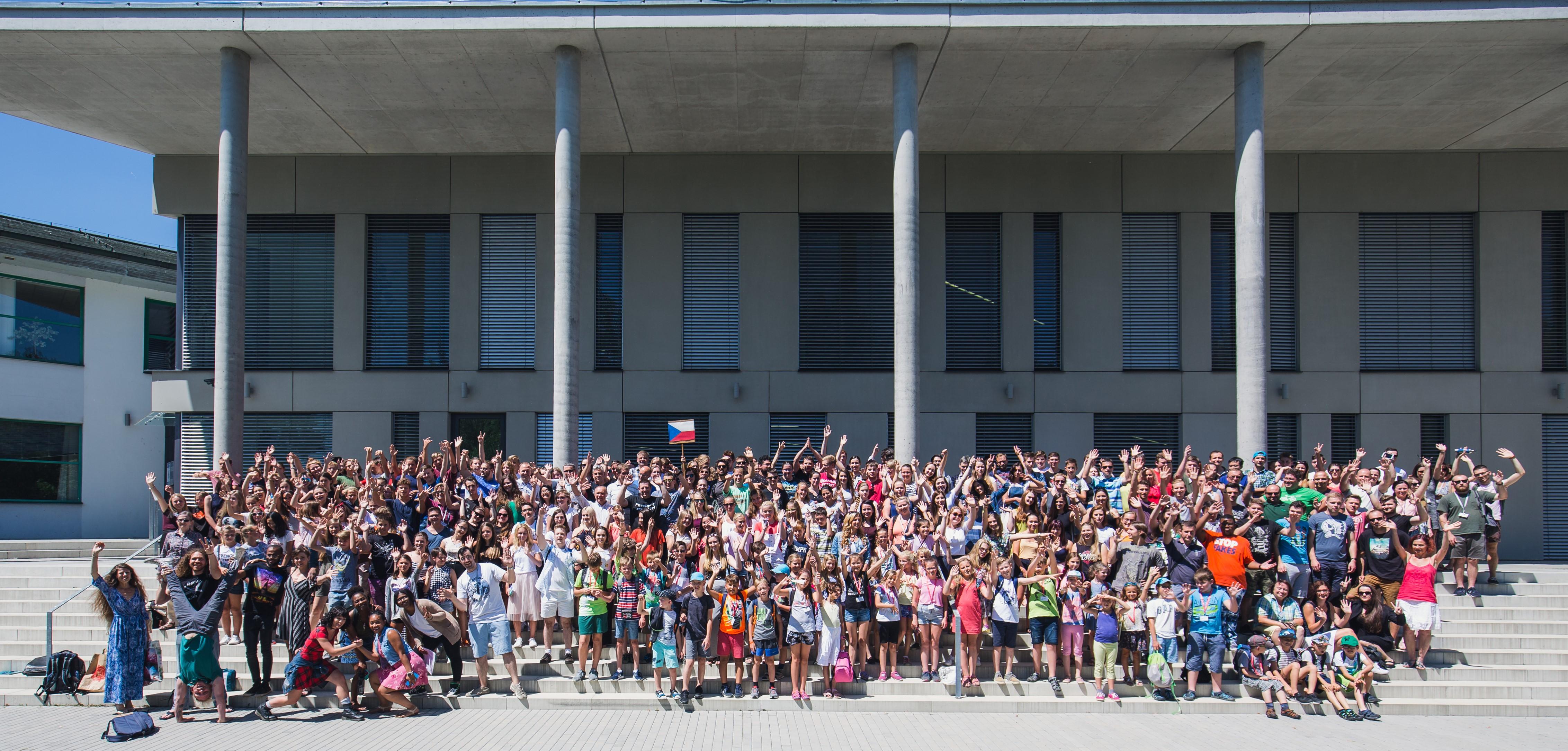Děkujeme všem, kteří se zúčastnili jubilejního 30. ročníku MLJŠ!!! INTERNATIONAL SUMMER LANGUAGE SCHOOL 2019